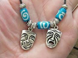 necklace thespian actors gifts theater