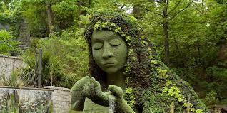 sculptures at atlanta botanical gardens