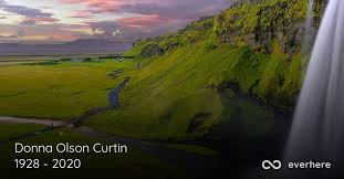 Donna O Curtin Obituary (1928 - 2020) | Apex, North Carolina