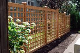 40 Best Garden Fence Ideas Design Pictures Fence Design Lattice Fence Lattice Garden
