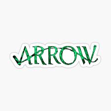 Green Arrow Stickers Redbubble
