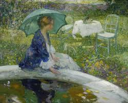 american impressionism and the garden