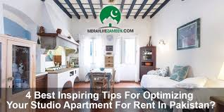 4 Best Inspiring Tips For Optimizing Your Studio Apartment For ...