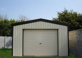 upgrade to a steel frame shed