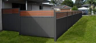Breezeway Colorbond Fences Perth Brisbane Melbourne Oxworks Modern Fence Design Fence Modern Fence