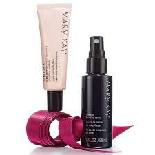 mary kay makeup finishing spray reviews