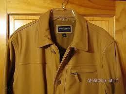 daniel cremieux collection leather coat