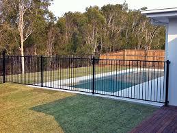 pool fencing by fab tec sunshine coast