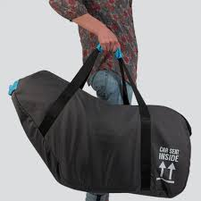 uppababy mesa travel bag enlightened baby