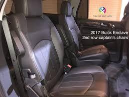 the car seat ladygmc acadia the car