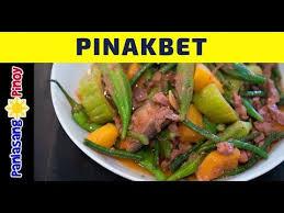 pinakbet recipe panlasang pinoy