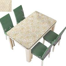 com stain resistant tablecloth