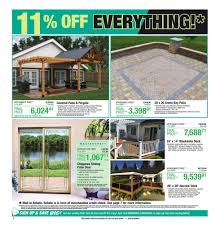 Current Flyer Of Menards Us Promotons Com