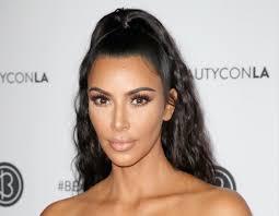kim kardashian make up fashionarrow