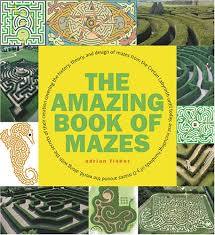 The Amazing Book of Mazes: Fisher, Adrian: 9780810943117: Amazon.com: Books