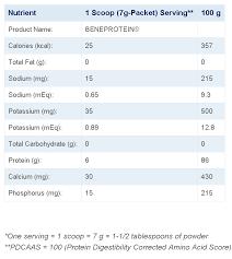 nestle beneprotein powder instant