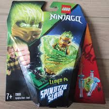 LEGO Ninjago 70681 Spinjitzu Slam - Lốc Xoáy Thần Tốc Lloyd ...