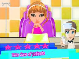 Trò chơi bác sĩ tiêm khẩn cấp cho bé gái cho Android - Tải về APK