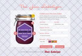 20 sets of free canning jar labels
