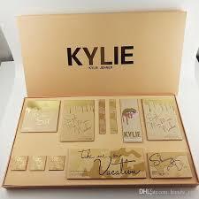 kylie makeup gift bag liquid lipstick