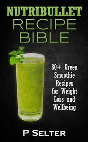 nutribullet recipe 80 green