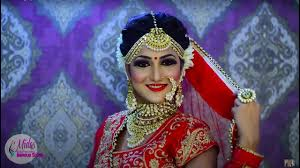 bridal makeup by ankit makeover
