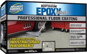 semi gloss floor coating kit
