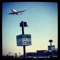 parking lot p6 newark airport and