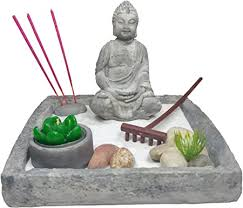 zen garden kit buddha co uk