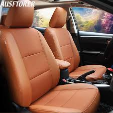 front rear custom fit seat covers