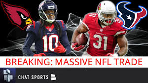 NFL News: Texans Trade DeAndre Hopkins ...