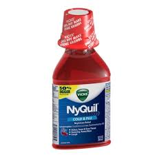 vicks nyquil cold flu relief