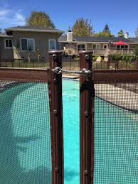 Safety Latch Baby Barrier Pool Fence Of San Jose