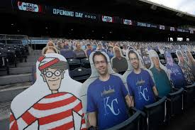 Sonogram among cutout fans at Cincinnati Reds game - Chicago Tribune
