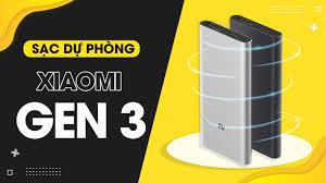 Sạc dự phòng Polymer 10.000mAh Xiaomi Mi 18W Fast Charge Power Bank 3