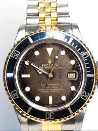 rolex submariner 16803 18k
