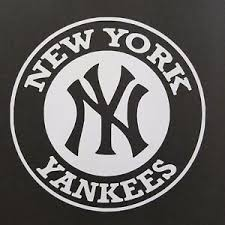 New York Yankees Vinyl Sticker For Skateboard Luggage Laptop Tumblers Auto Parts Accessories Car Truck Decals Emblems License Frames A Motors Auto Parts Accessories