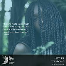 one dance uk on a heart felt quote by manchester based