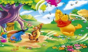 honey cartoon image wallpaper hd