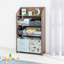 Kids Storage Wall Unit Wayfair