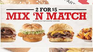 mix n match deal