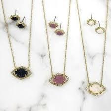 stella dot charlotte pendant sets all