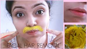 diy hair removal mask