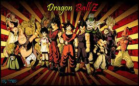 dragon ball z super saiyan wallpaper hd