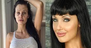 celebrities without makeup look good
