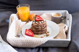 vegan buckwheat pancakes lazy cat kitchen