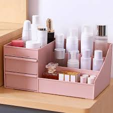 cosmetic storage box drawer