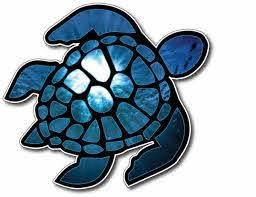 Sea Turtle Decal Sticker Vinyl 3m Car Truck Laptop Ocean Beach Wi Low Priced Decals Lots Of Designs