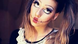 doll makeup tutorial for halloween