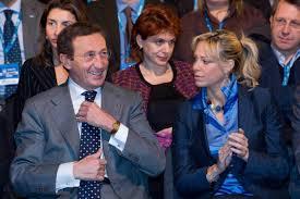 Elisabetta Tulliani: Elisabetta Tulliani compagna di Gianfranco Fini